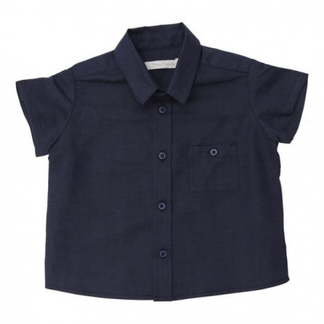Felix-Navy Linen