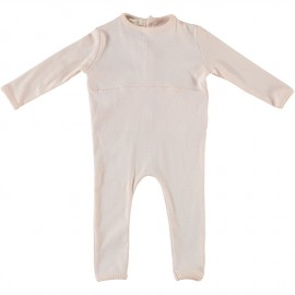 Nirvana Jumpsuit-Rose