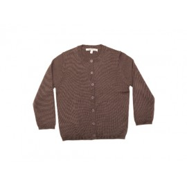 Andrea Cardigan - Brown Melange