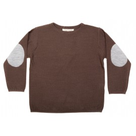 Nini Jumper - Brown Melange