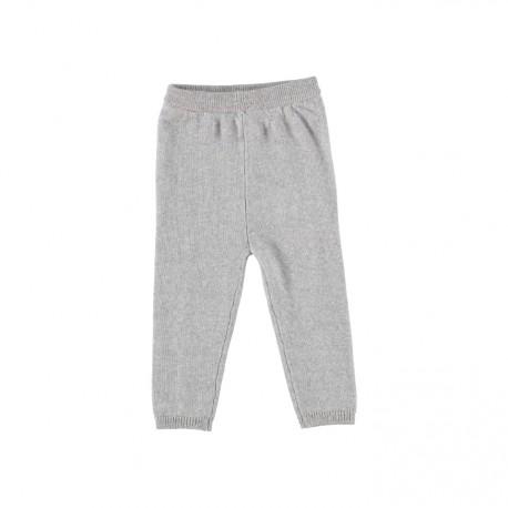 Miles Legging - Grey Melange