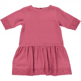 Patrizia Dress - Rose Wood