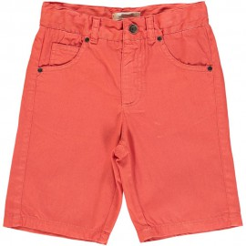 Perry Shorts - Burnt Sienna