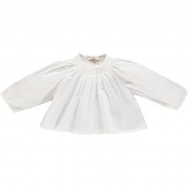 Daisy Tunic - White