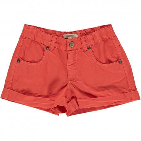 Magda Shorts - Burnt Sienna