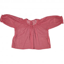 Anastasia Tunic - Cherry