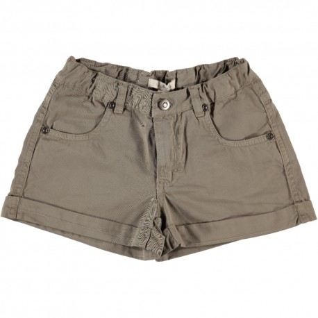 Magda Shorts - Vetiver