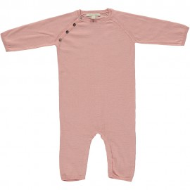 Eden Jumpsuit - Sweet Blush