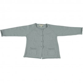 Margaret Cardigan - Blue