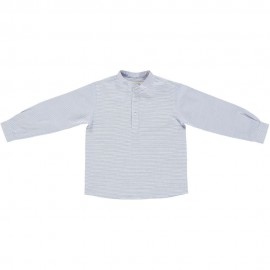 Benjamin Shirt - Horizontal Stripe