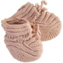 Baby Sock - Cameo Rose
