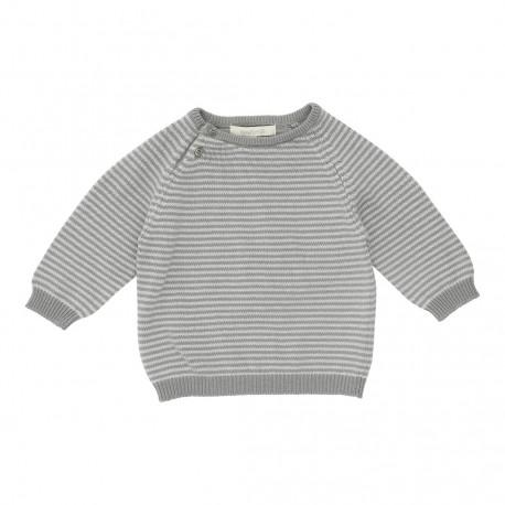 Gilbert Jumper - Colonial/Grey Khaki