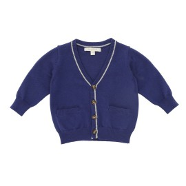 Romeo Cardigan - Twillight Blue