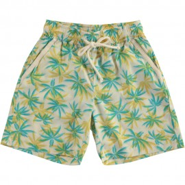 Parker Shorts - Palm Tree