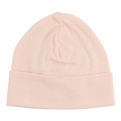 Baby Hat - Solid Rose