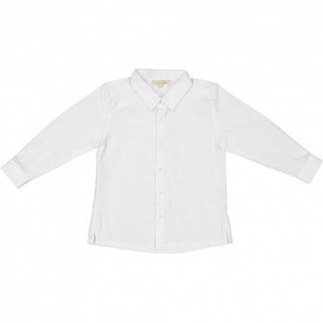 Troy Shirt - White