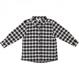 Troy Shirt - Blue Check