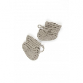 Baby Sock - Pale Grey