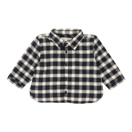 Toby Shirt - Blue Check