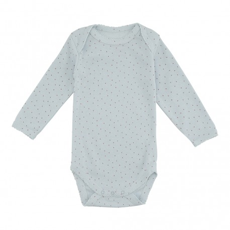 Babi Body - Cross Stich Pearl Blue