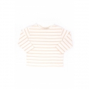 Sailor Stripe - Apricot / Cream