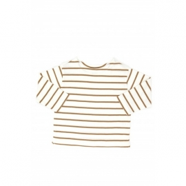 Sailor Stripe - Tabac / Cream