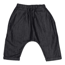 Coco Pant - Washed Denim