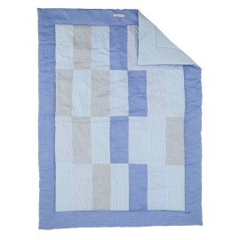Baby Blanket - Blue Version