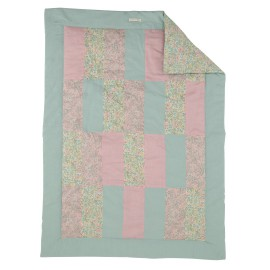 Baby Blanket - Pale Pink Version
