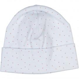 Baby Hat - Cross Stitch Pearl Blue