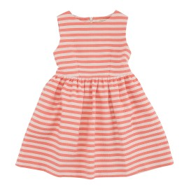 Ghita Dress - Sorbet Stripe