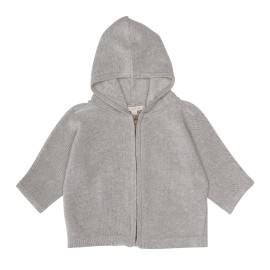 Blackie Jacket  - Light Grey Melange