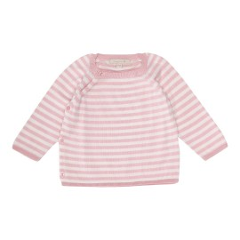 Ditte Jumper - Shimmer Rose Off White