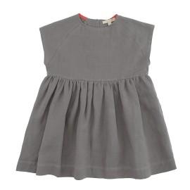 Aisha Dress - Grey Alloy