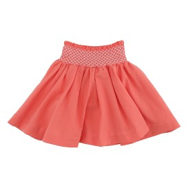 Alicia Skirt - Spiced Coral