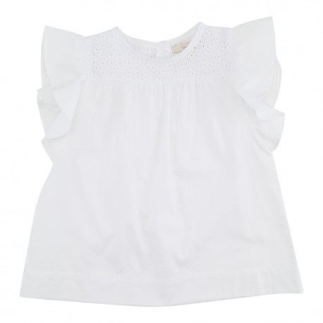 Annabell Tunic - White