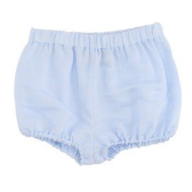 Baby Bloomer - Soft Blue Twillino