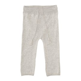 Dagmar Pant - Light Grey Melange