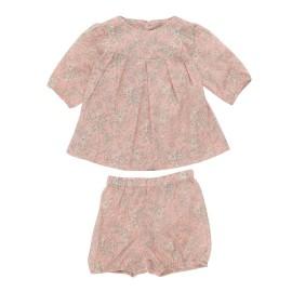 Addie Tunic - Summer Blossoms