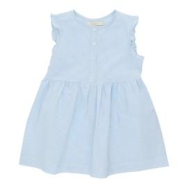Sia Dress - Capri Stripe