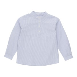 Benjamin Shirt - Check Blue