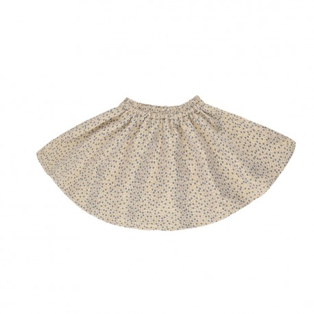Arabella Skirt - Bello Black Gold