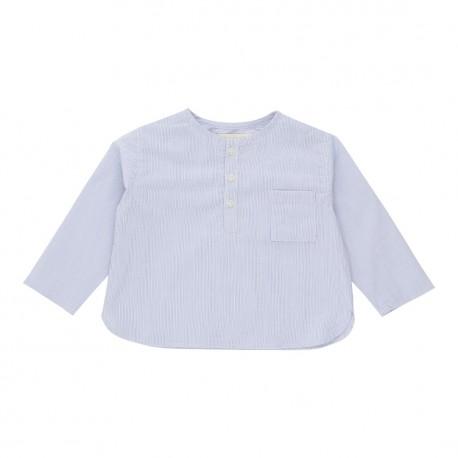 Lucas Baby Shirt - Biarritz
