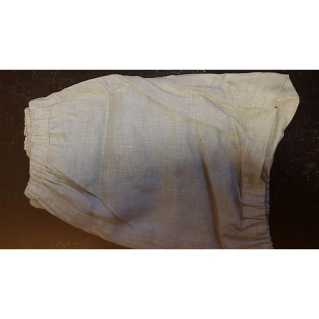 Dot Shorts - Silver Lino