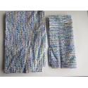 Baby Linen - Blue Stripe Liberty