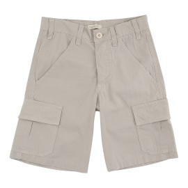 Finley Shorts - Silver Grey