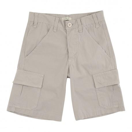 Finley Shorts - Silver Grey