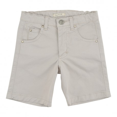 Perry Shorts - Silver Grey