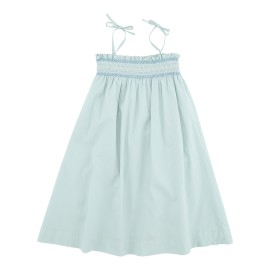 Aleah Dress - Dusty Mint