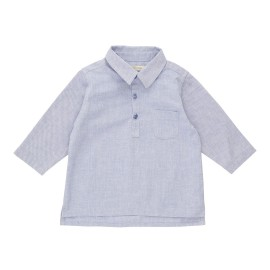 Bartly Tunic - Oxford Cotton
